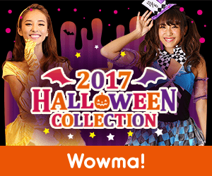 2017 HALLOWEEN COLLECTION Wowma!