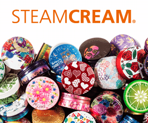 STEAMCREAM. cot