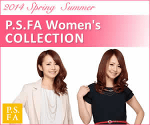 2014 Spring Summer P.S.FA Women's COLLECTION P.S FA