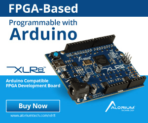FPGA-Based Programmable with Arduino XLR8 XLRE Arduino Compatible FPGA Development Board Buy Now ALORIUM www.alorkumtech.com/kirs