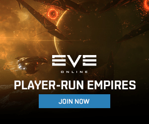 EVE ONLINE PLAYER-RUN EMPIRES JOIN NOW