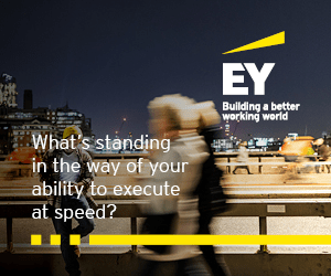 EY Building a better working world What's stending in the way of your ability to execute at speed?