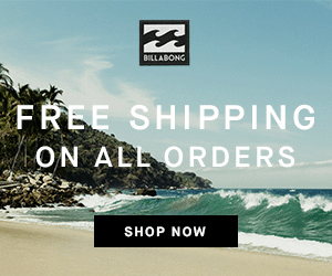 8ILLABONG FREE SHIPPING ON ALL ORDERS SHOP NOW