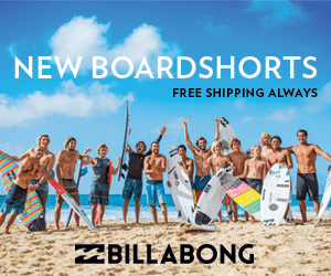 NEW BOARDSHORTS FREE SHIPPING ALWAYS BILLABONG