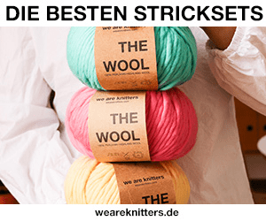 DIE BESTEN STRICKSETS THE WOOL THE WOOL we are knitters THE weareknitters.de