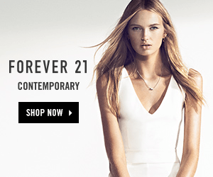 FOREVER 21 CONTEMPORARY SHOP NOW