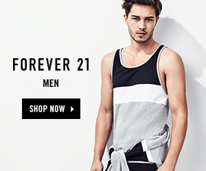 FOREVER 21 MEN SHOP NOW