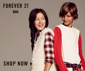 FOREVER 21 KIDS SHOP NOW