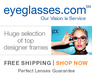 eyeglasses.com SM Our Vision is Service Huge selectiong of top designer frames FREE SHIPPING SHOP NOw Perfect Lenses Guarantee