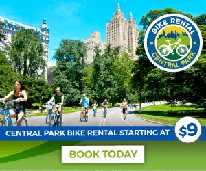 BIKE RENTAL PARK CENTRAL $9 CENTRAL PARK BI KE RENTAL STARTING AT BOOK TODAY