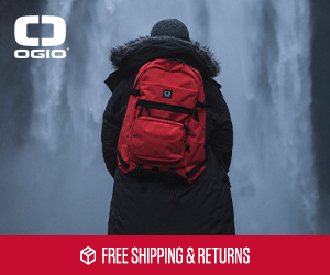 OGIO FREE SHIPPING&RETURNS
