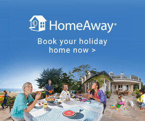 HomeAway Book your holiday home now >