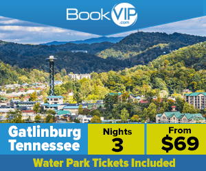 Book VIP com Gatlinburg Tennessee From Nights $69 3 Water Park Tickets Included