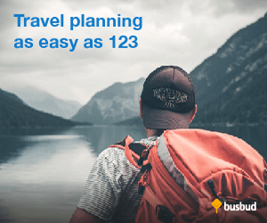 Travel planning as easy as 123 busbud