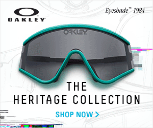 Eyesbade 1984 OAKLEY OAKEY THE HERITAGE COLLECTION SHOP NOW