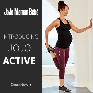 Jodo Maman Behé INTRODUCING JOJO ACTIVE Shop Now