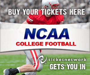 BUY YOUR TICKETS HERE NCAA COLLEGE FOOTBALL ticketnetwork GETS YOU IN