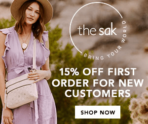 the sak 8RING YOUR 15% OFF FIRST ORDER FOR NEW CUSTOMERS SHOP NOW