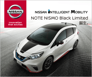 NISSAN NISSAN INTELLIGENT MOBILITY NOTE NISMO BIlack Limited Innovation that excites