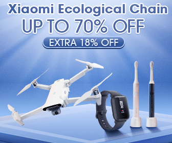 Xiaomi Ecological Chain UP TO 70% OFF EXTRA 18% OFF cococ