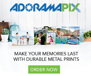 ADORAMAPIX MAKE YOUR MEMORIES LAST WITH DURABLE METAL PRINTS ORDER NOW
