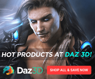 HOT PRODUCTS AT DAZ 3D! Daz3D SHOP ALL& SAVE NOW