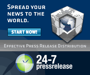 SPREAD YOUR NEWS TO THE WORLD. START NOW! EFFECTIVE PRESS RELEASE DISTRIBUTION 24-7 pressrelease