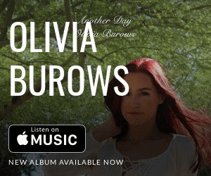 lyother Day Burows OLIVIA BUROWS Listen on MUSIC NEW ALBUM AVAILABLE NOW