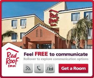Red Roof Feel FREE to communicate Rollover to explore communication options tnn Get a Room