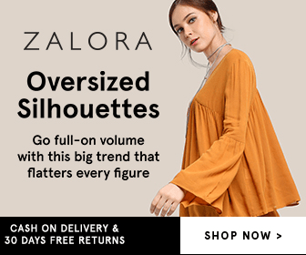 ZALORA Oversized Silhouettes Go full-on volume with this big trend that flatters every figure CASH ON DELIVERY & SHOP NOW 30 DAYS FREE RETURNS