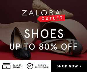ZALORA OUTLET SHOES UP TO 80% OFF CASH ON DELIVERY 30 DAYS 30 SHOP NOW $ FREE RETURN