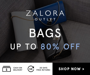 ZALORA OUTLET BAGS UP TO 80% OFF CASH ON DELIVERY 30 DAYS FREE RETURN 30 SHOP NOW