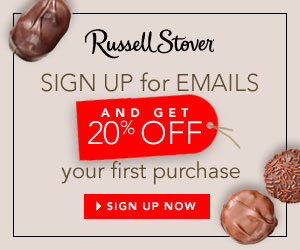 Russl Stever SIGN UP for EMAILS AND GET 20% OFF your first purchase SIGN UP NOW