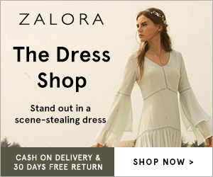 ZALORA The Dress Shop Stand out in a scene-stealing dress CASH ON DELIVERY & SHOP NOW 30 DAYS FREE RETURN