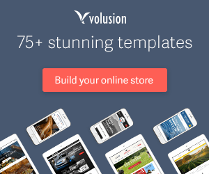 volusion 75+ stunning templates Build your online store e