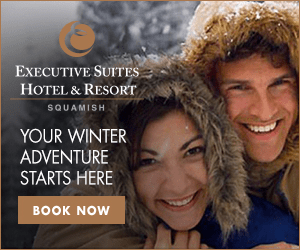 EXECUTIVE SUFTES HOTEL &RESORT SQUAMISH YOUR WINTER ADVENTURE STARTS HERE BOOK NOW