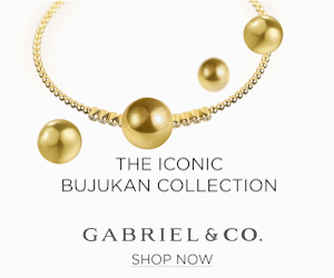 THE ICONIC BUJUKAN COLLECTION GABRIEL &CO. SHOP NOW