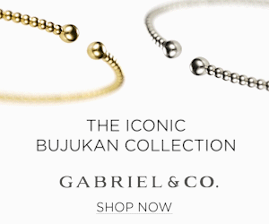 aagAIAII THE ICONIC BUJUKAN COLLECTION GABRIEL &CO. SHOP NOW
