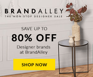 BRANDALLEY THE NON STOF DESIGNER SALE SAVE UP TO 80% OFF Designer brands at BrandAlley SHOP NOW