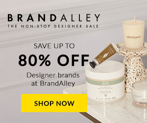 BRANDALLEY THE NON-STOF DESIGNER SALE SAVE UP TO 80% OFF Designer brands at BrandAlley beu SHOP NOW