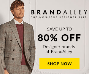 BRANDALLEY THE NON-STOF DESIGNER SALE SAVE UP TO 80% OFF Designer brands at BrandAlley SHOP NOW