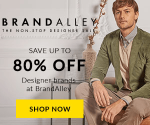 BRANDALLEY THE NON STOP DESIGNER SAL SAVE UP TO 80% OFF Designer brands at BrandAlley SHOP NOW