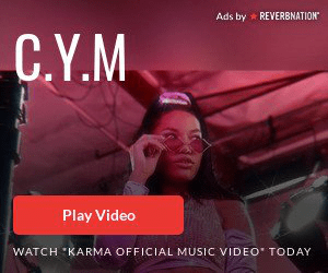 Ads by REVERBNATION C.Y.M Play Video WATCH KARMA OFFICIAL MUSIC VIDEO TODAY