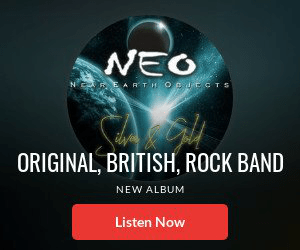NEO N A RTHO GTS ORIGINAL, BRITISH, ROCK BAND NEW ALBUM Listen Now