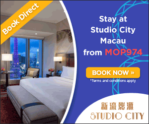Stay at Studio City Book Direct Macau from MOP974 BOOK NOW »> Tarms and conditions apply STUDIO CITY