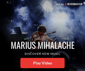 Ads by REVERBNATION MARIUS MIHALACHE DISCOVER NEW MUSIC Play Video