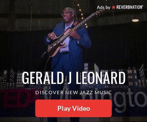 Ads by REVERBNATION GERALD J LEONARD gto DISCOVER NEW JAZZ MUSIC Play Video
