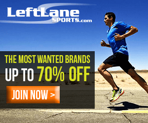 LeftLane SPORTS.Com THE MOST WANTED BRANDS UP TO 70% OFF JOIN NOW