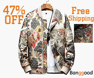 47%, OFF Free Shipping Banggood