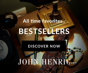 All time favorites. BESTSELLERS DISCOVER NOW JOHN HENRIG-